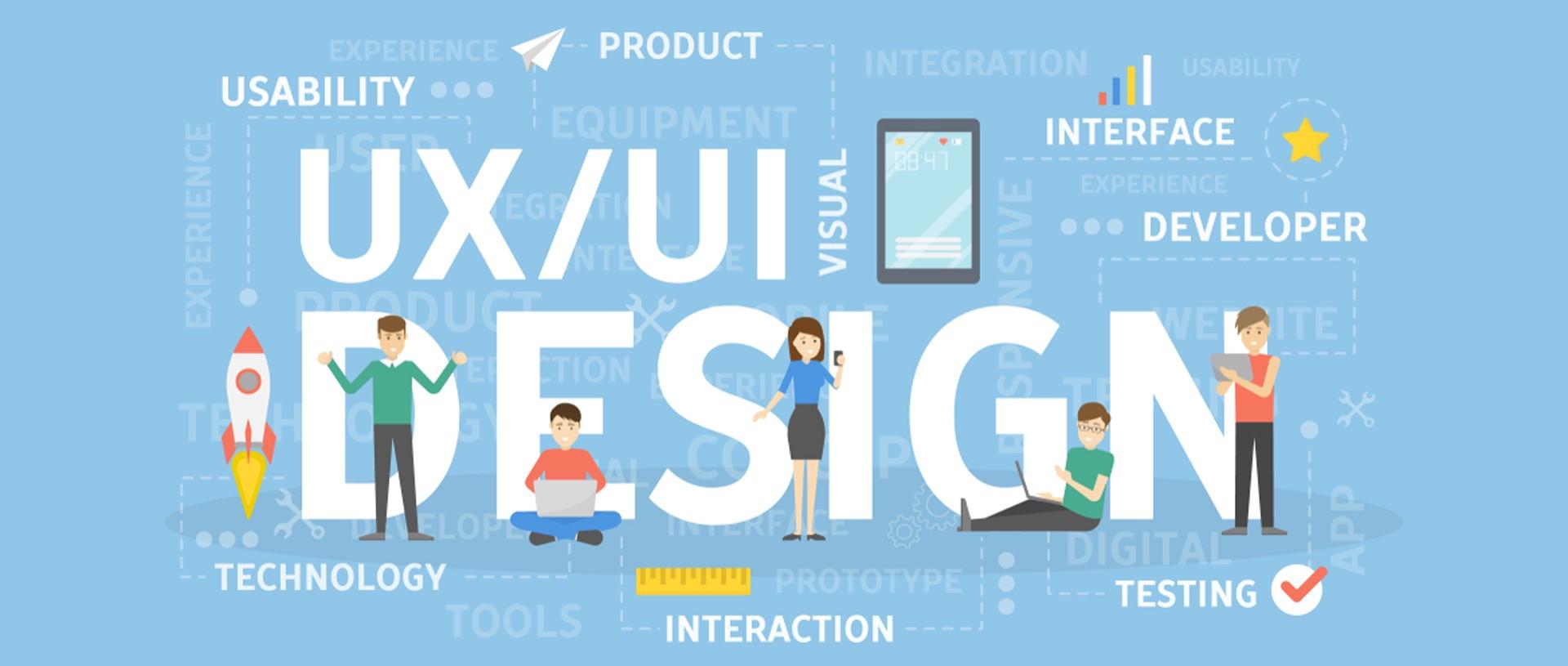 UI UX dizayn