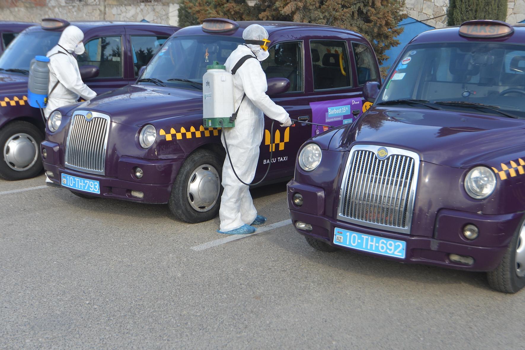 bakı taksi xidməti