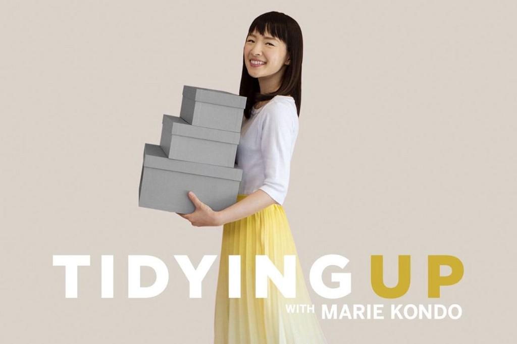 Marie Kondo metodu