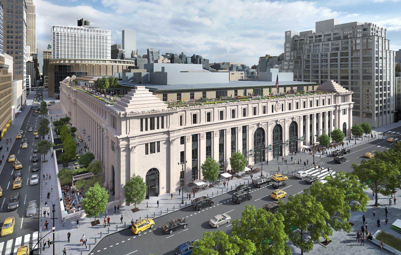 Facebook-un yeni New York ofisi