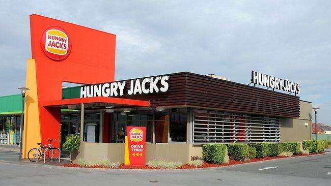 Niyə Hungry Jack's?